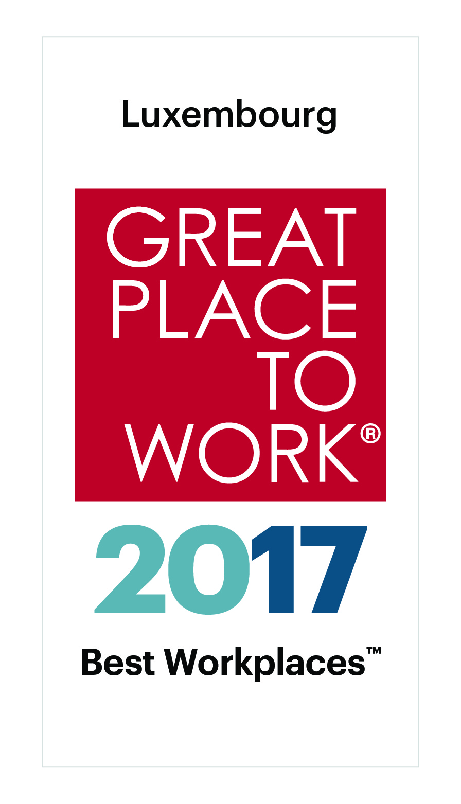 ALD Automotive nommée Best Workplace 2017