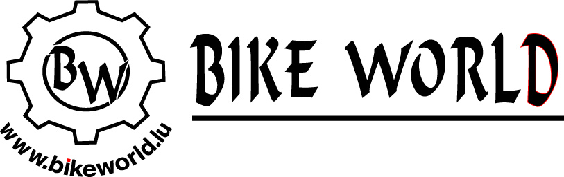 logo Bike World noir